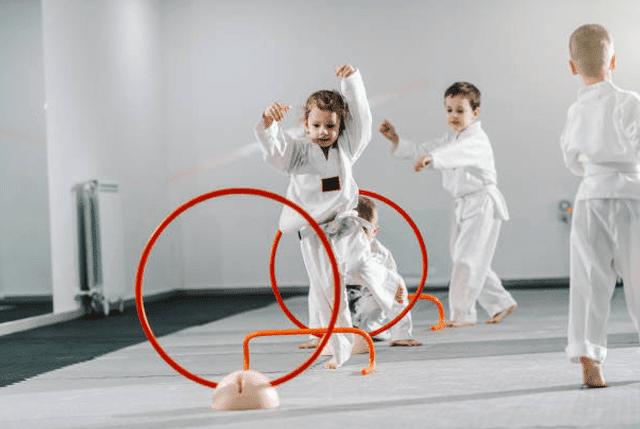 Kidsbirthday, Oceanic Martial Arts Academy Townsville Queensland