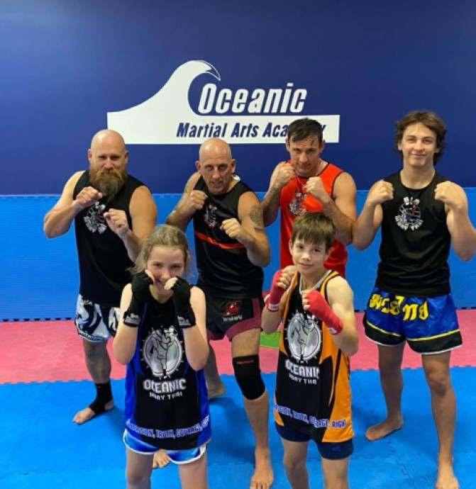 Teen & Adult Muay Thai in Townsville