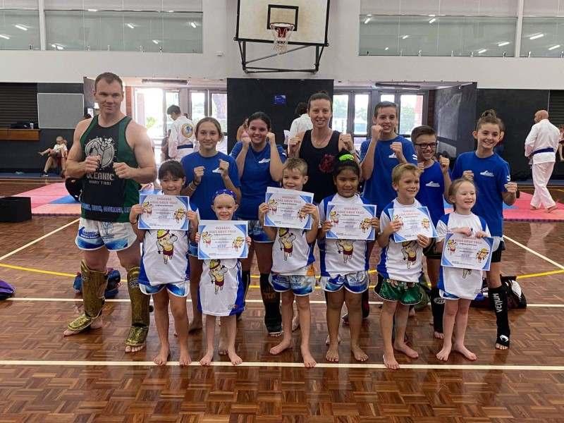 Kids Eskrima in Townsville