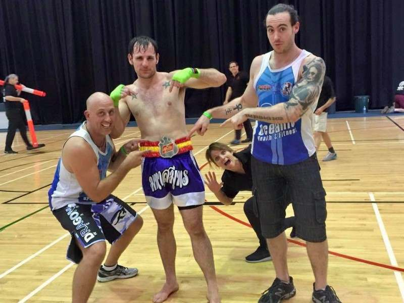 Teen & Adult Martial Arts in Townsville