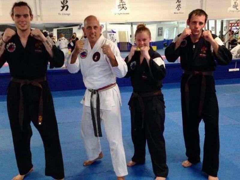 Teen & Adults Brazilian Jiu-Jitsu in Townsville & Teen & Adult Martial Arts in Townsville