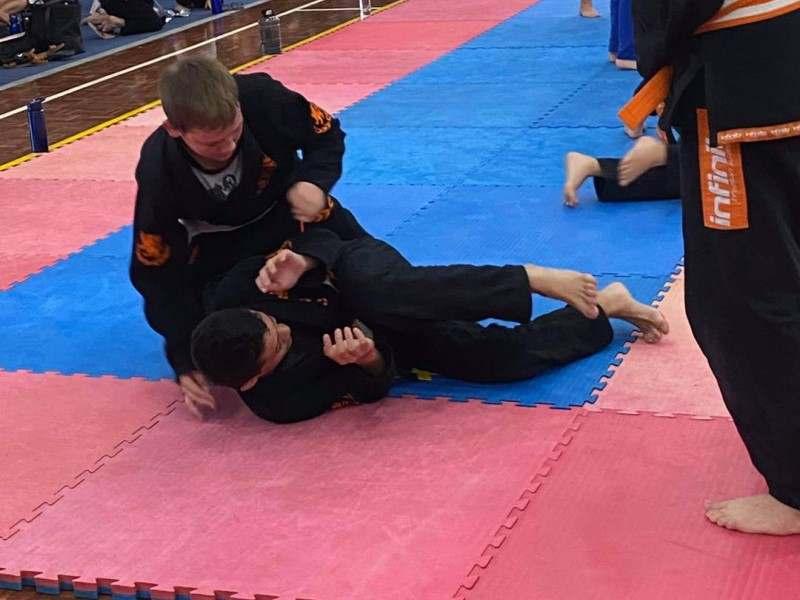 Teen & Adults Brazilian Jiu-Jitsu in Townsville