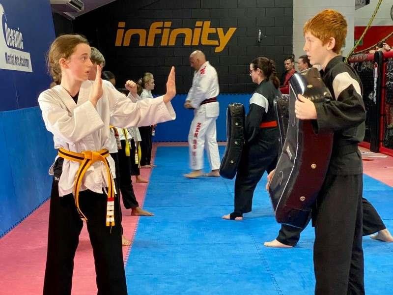 Kids Muay Thai in Townsville