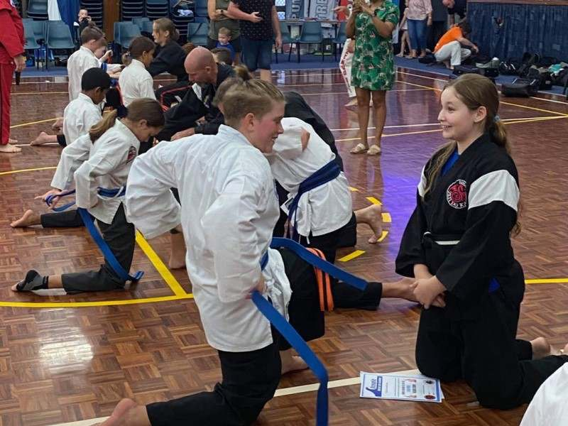 School Personal Safety Programs in Townsville and Kids Martial Arts in Townsville