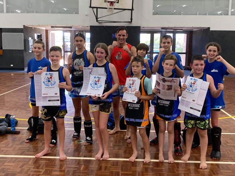 Kids Martial Arts in Townsville