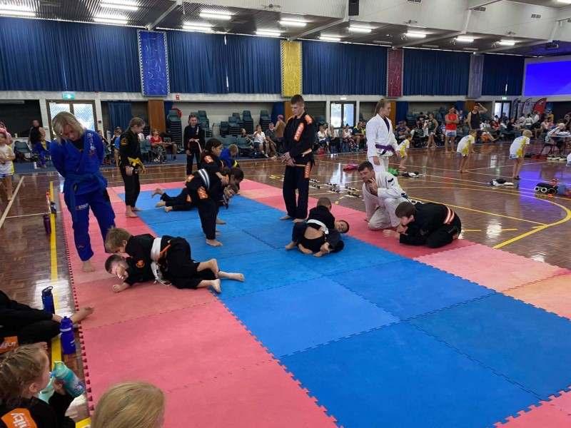 Kids Brazilian Jiu-Jitsu in Townsville